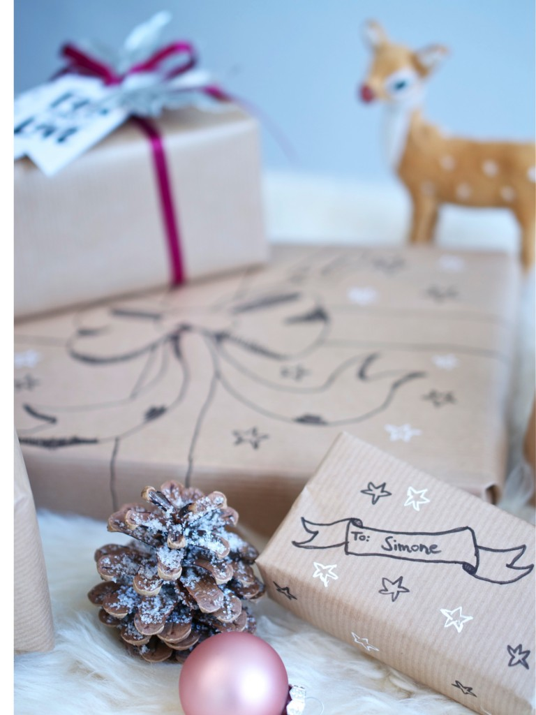 easy christmas gift wrapping5